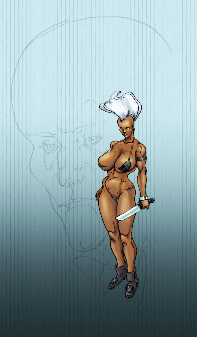 Storm by Selkirk (COLORS) by carol-colors