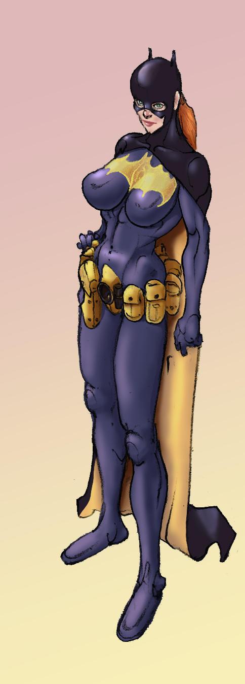 Batgirl by Selkirk (COLORS)