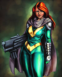 Hope Summers by Dranos (COLORS)