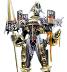 Mekk-Knight Orcust Girsu (RENDER)