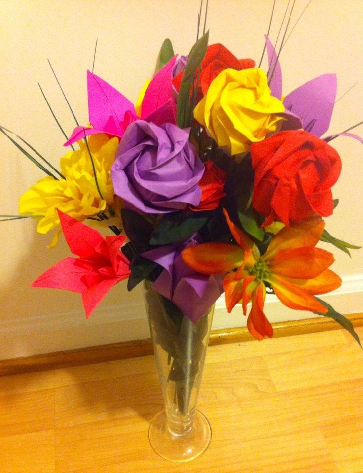 Flower Bouquet by nanxxx