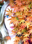 attack of the leaves. by Rapunzzel