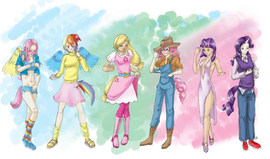 Show Pony Fashion Dresses