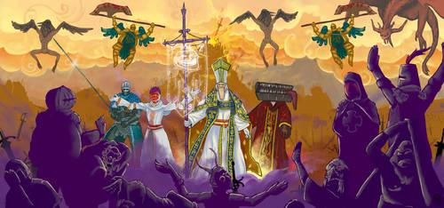 Dark Souls: Gospel of HAKAN by Sehad
