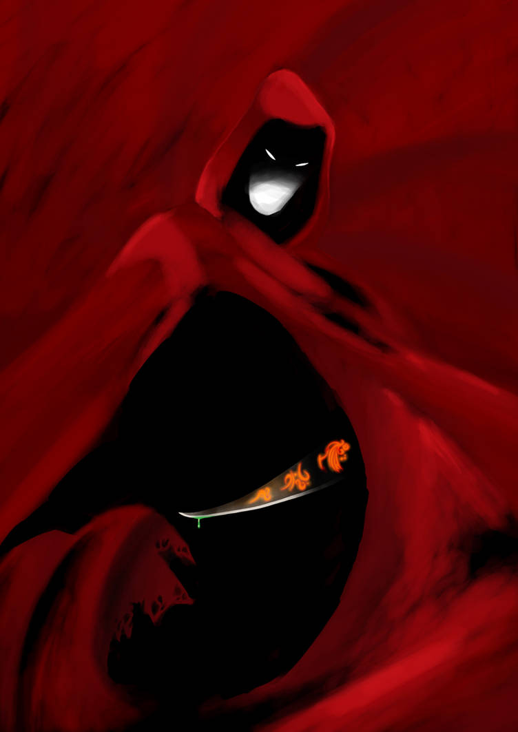 Masked Assassin by Sehad