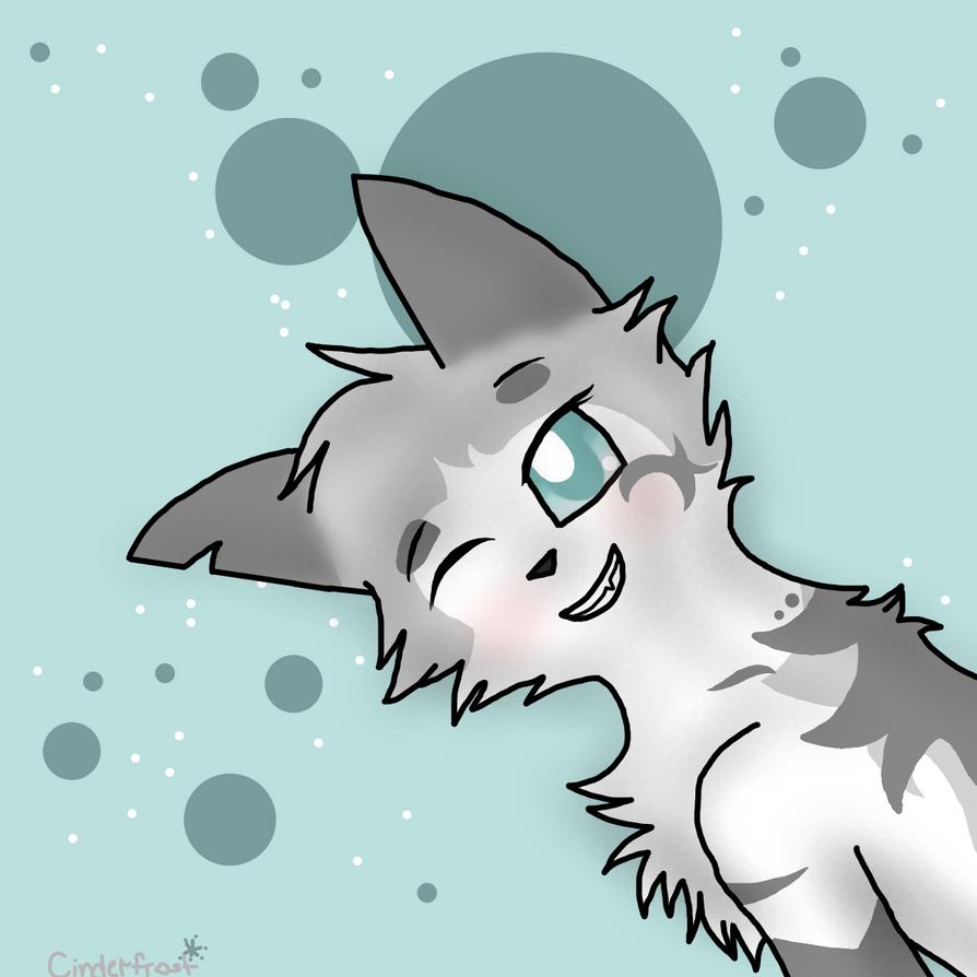 My Fursona: Cinderfrost by xCinderfrostx