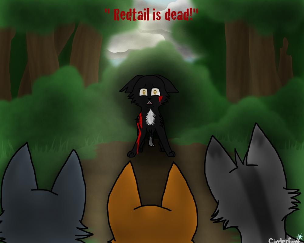 Ravenpaw's Return by xCinderfrostx
