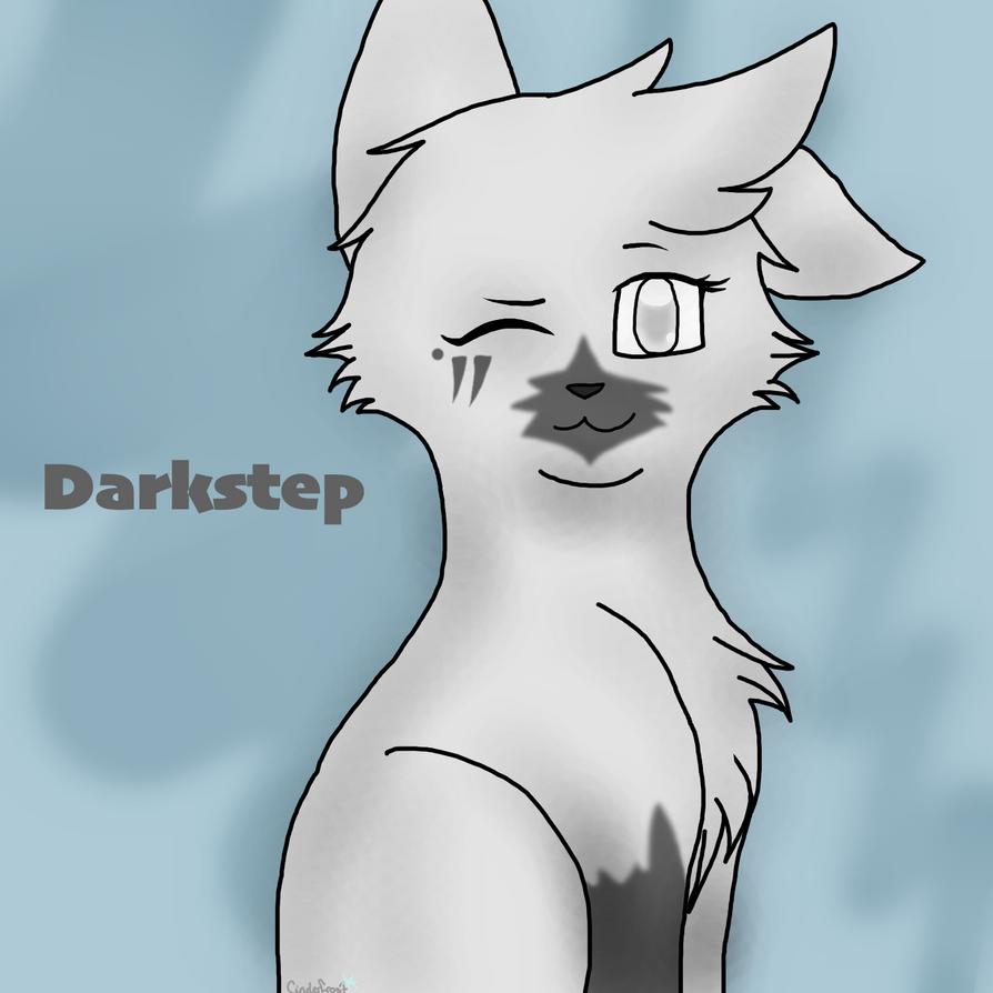 Darkstep- Gift (Day 3) by xCinderfrostx