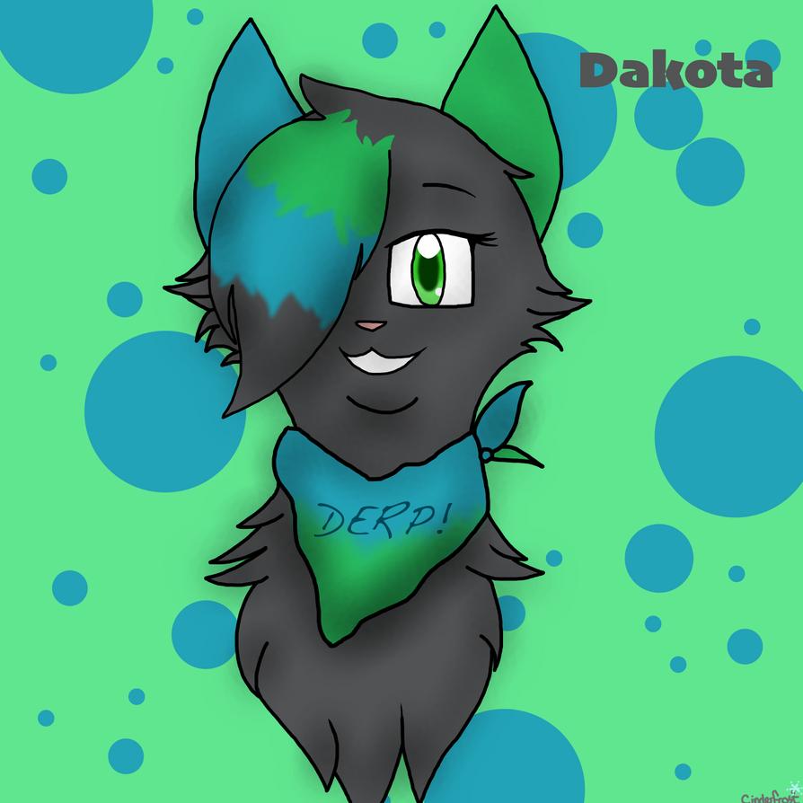 Dakota- Gift (Day 5) by xCinderfrostx