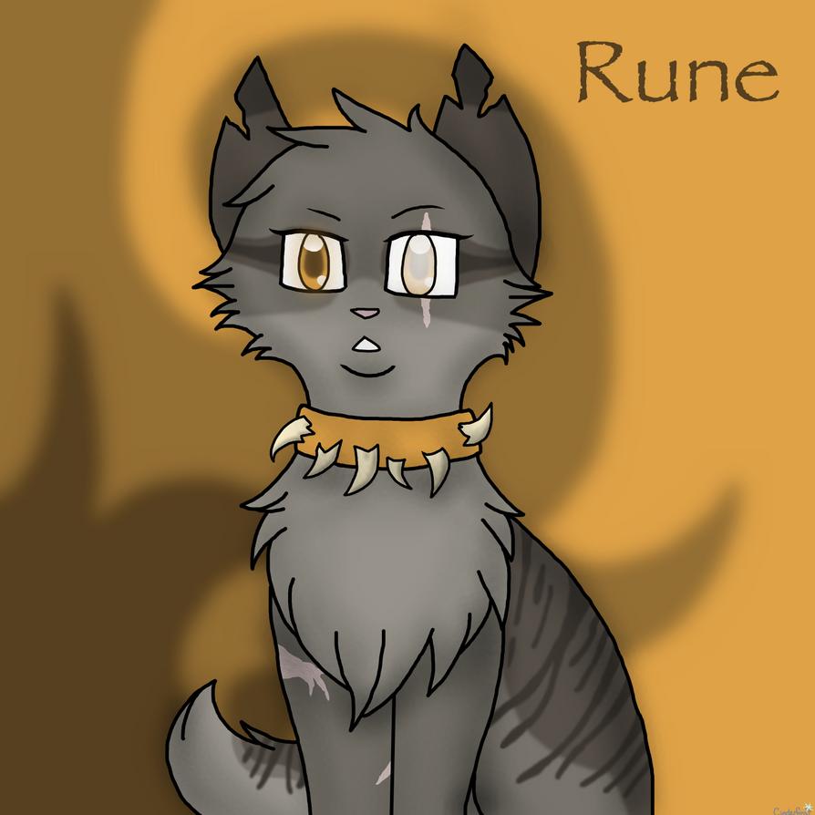 Rune by xCinderfrostx