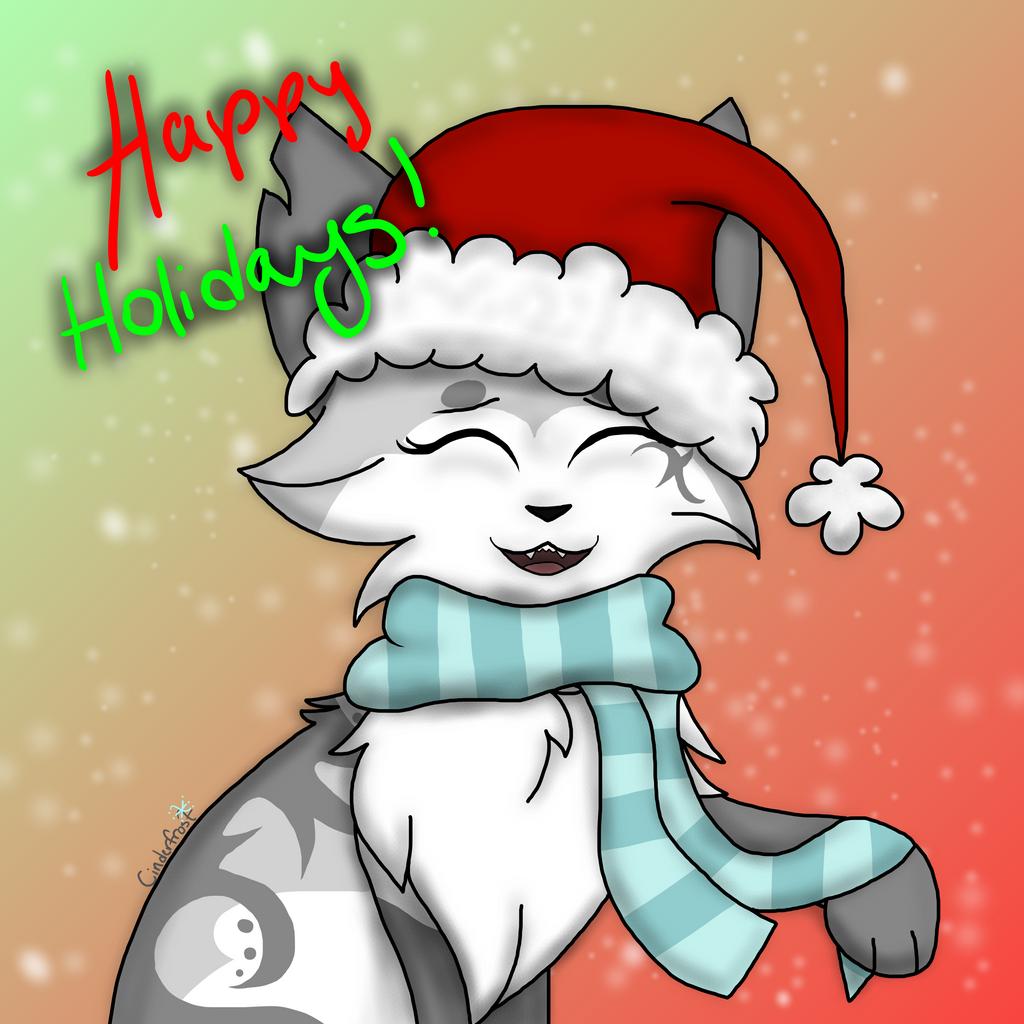 Happy Holidays! by xCinderfrostx