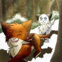 Friendly Fun- Commission by xCinderfrostx