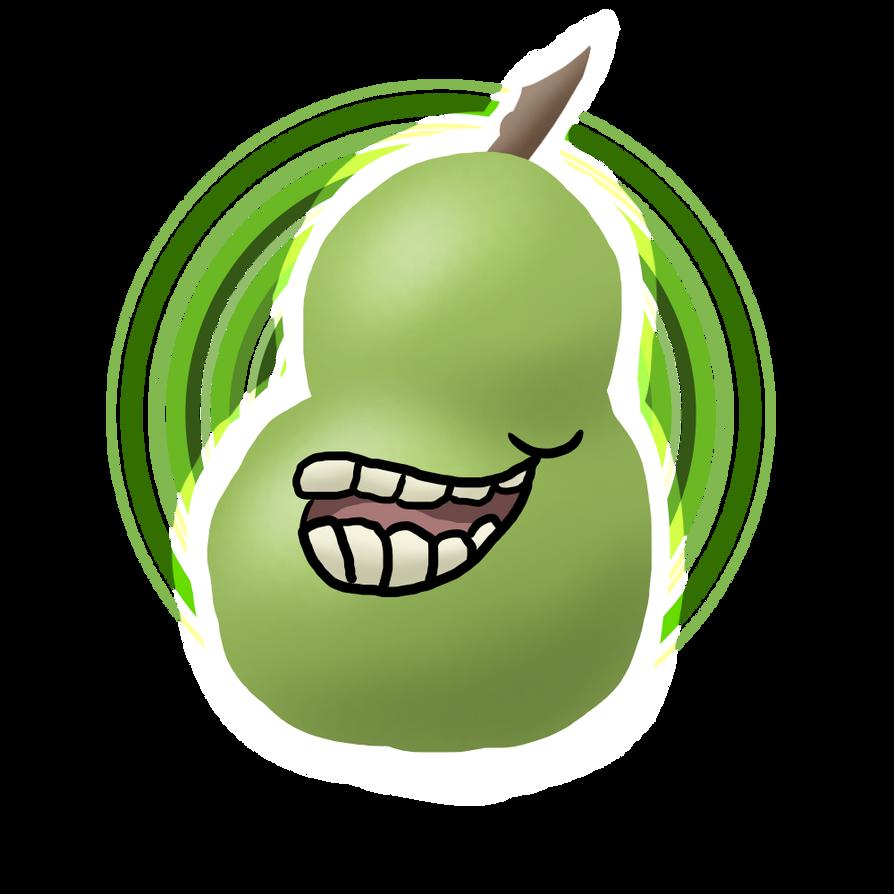 Pear Boyo by xCinderfrostx