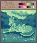{DotW - Calumina Color Palette Challenge}