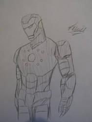 Iron Man by Danielfs5