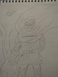 Doom Sketch by Danielfs5
