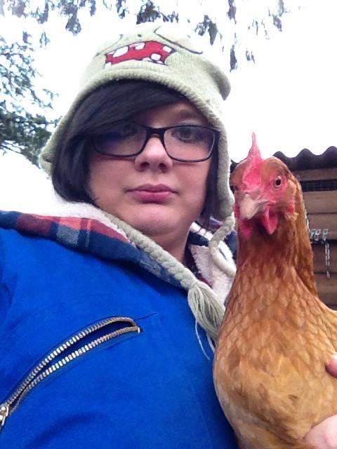 Clucky cluck cluck by Hiroshimastorm