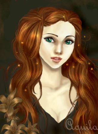 Source Lily Potter Eyes