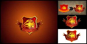 LowLandLions logo revamp by aSpartan