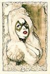 Victorian Masqued Kitten...