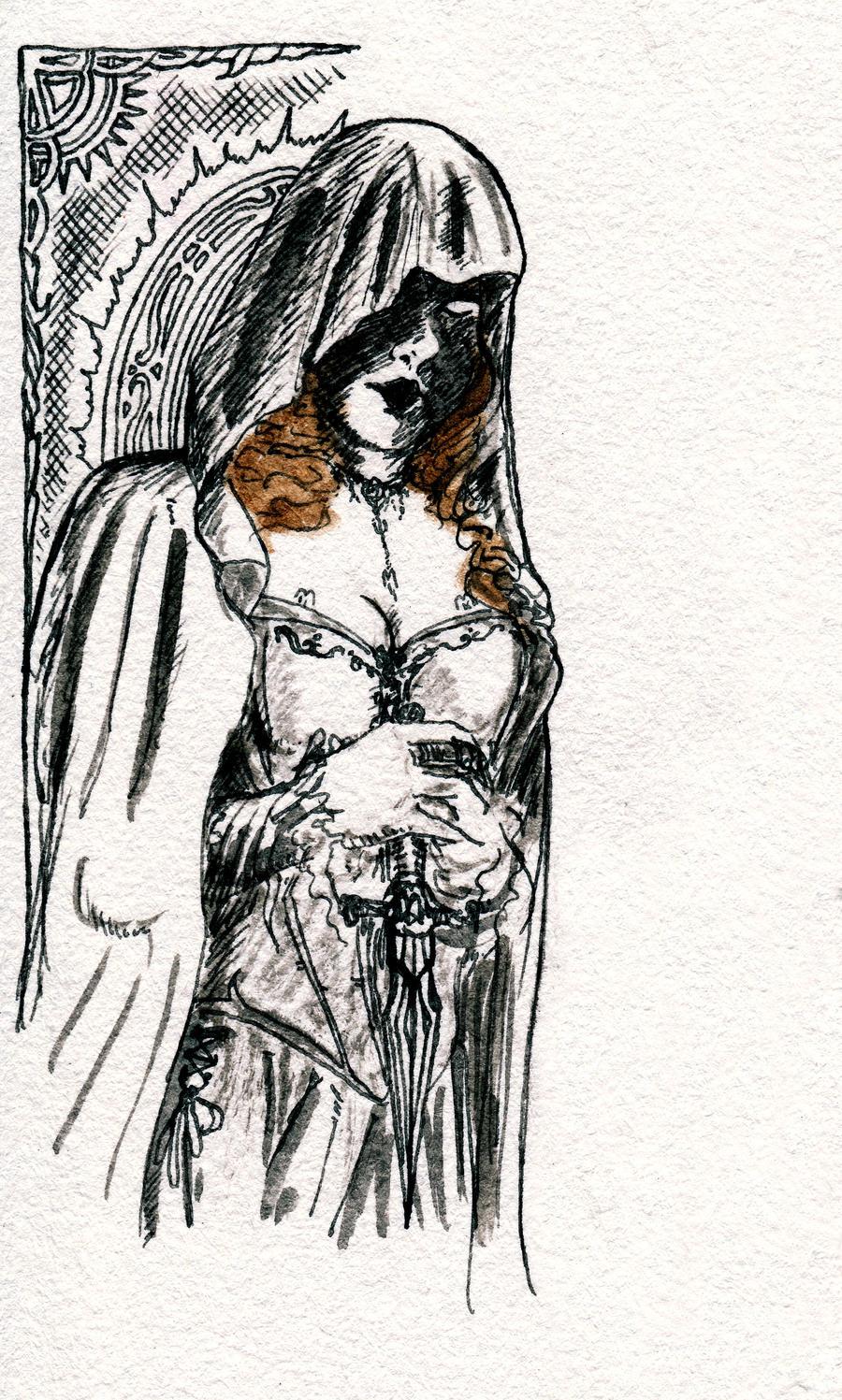 Dark Nun... by BlueMillenium