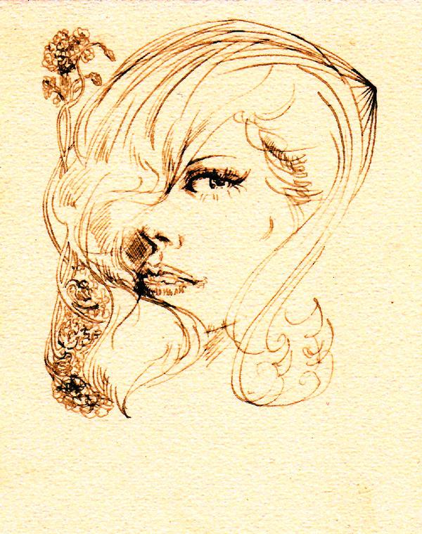 Portrait Floralis... by BlueMillenium