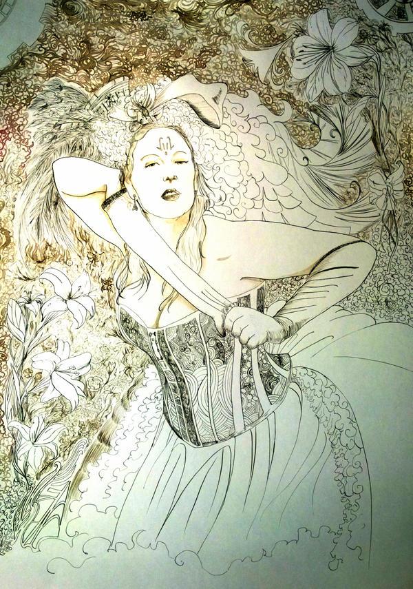 Delyscious... by BlueMillenium