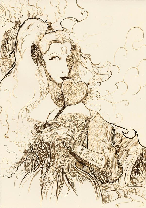 Sweet Heart... by BlueMillenium