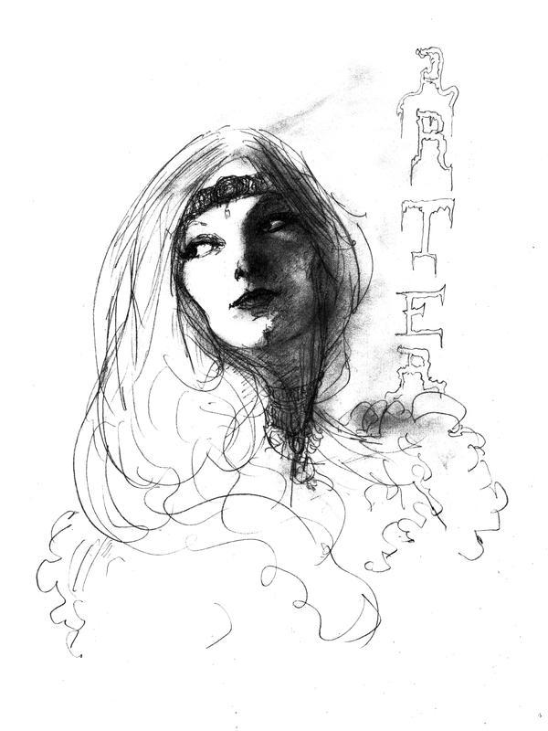 Artea... by BlueMillenium