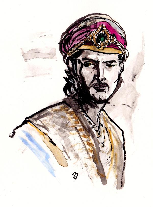 Akbar... by BlueMillenium