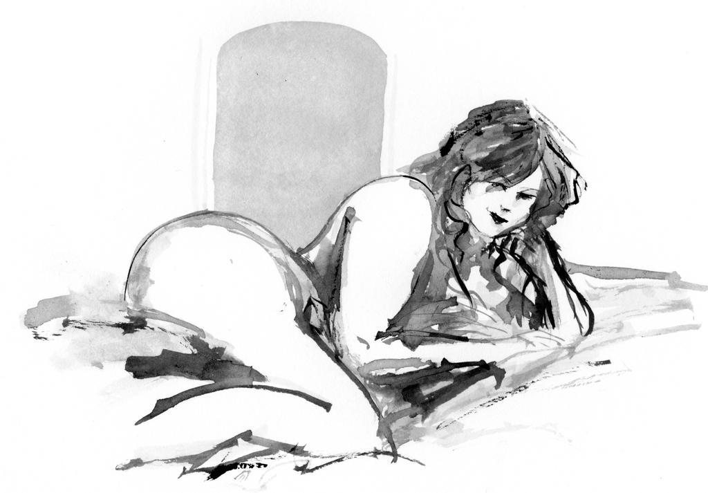 Sleeping Saturday... by BlueMillenium