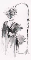 La Princesse et le Bouquet... by BlueMillenium
