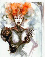 La Divine Comedie... by BlueMillenium