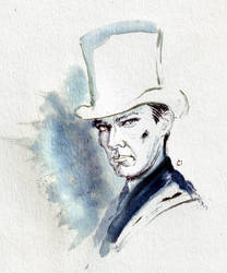 Sherlock the greatest detective... by BlueMillenium