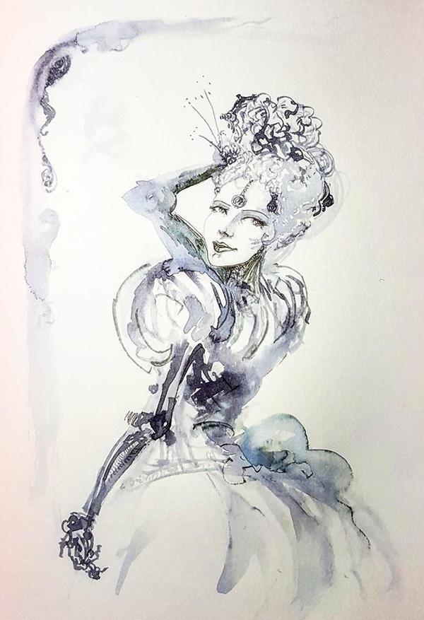 Automata Signorina Zaiboulon... by BlueMillenium