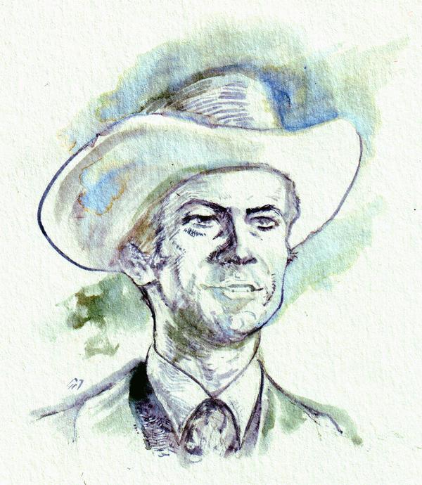 James Wild Wild West... by BlueMillenium