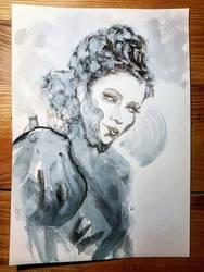 Lady Stefanika... by BlueMillenium