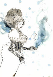 Lady KAsteam... by BlueMillenium