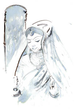 Kuyasa Princesse de la brume du matin