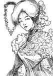 Mademoiselle  by BlueMillenium