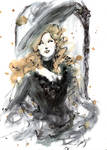 Lady MoKAccino... by BlueMillenium