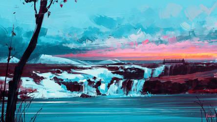 Northwind by Aenami