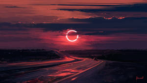 Eclipse by Aenami