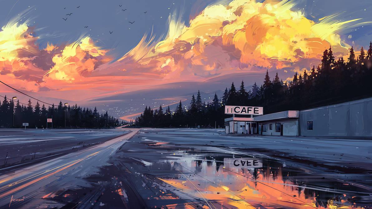 Horizon by Aenami