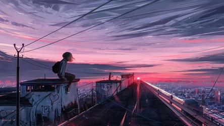 Someday by Aenami