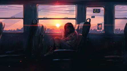Alone by Aenami