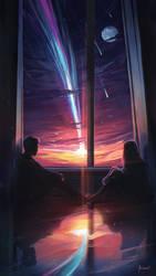 Last Light by Aenami