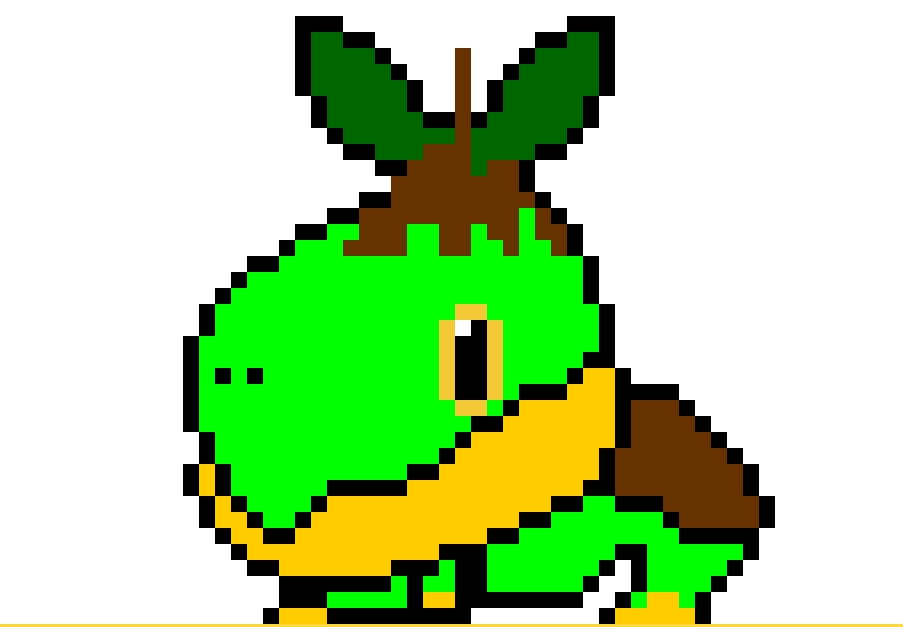 unova pokemon pixel art - photo #42