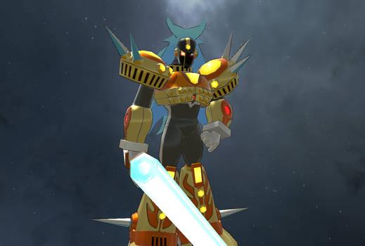 Mega Man X Command Mission - Scarface (FBX) DL