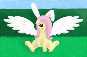 flutter angel by Sharkiity